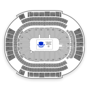 Gila River Arena Seating Chart Theater
