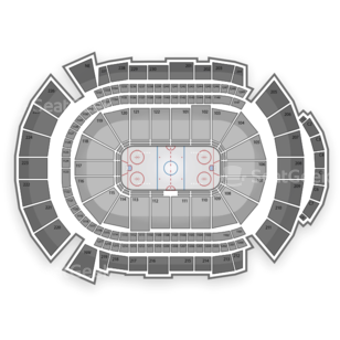 Jobing.com Arena Seating Chart NHL