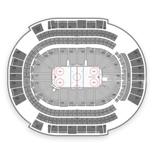 Gila River Arena Seating Chart NHL