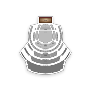 Winspear Opera House Seating Chart Concert