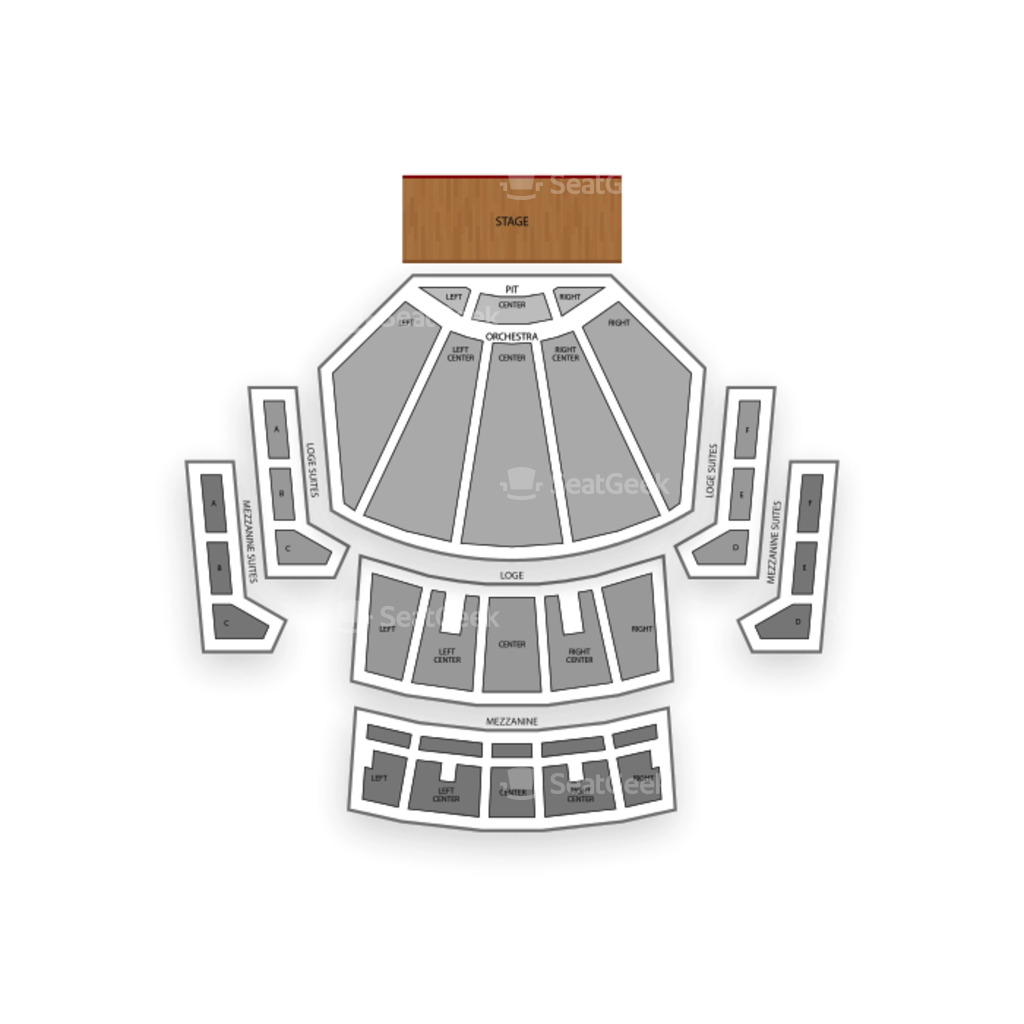 microsoft theatre seating chart pike productoseb co