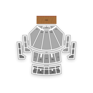 Microsoft Theater Seating Chart Comedy