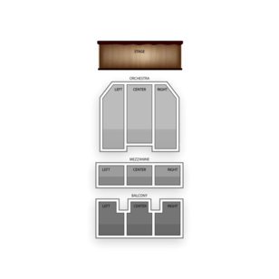 Orpheum Theatre Seating Chart Dance Performance Tour