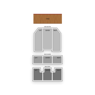 Orpheum Theatre Seating Chart Literary