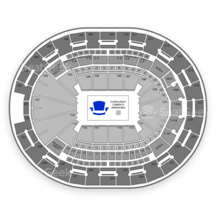Amway Center Seating Chart Parking