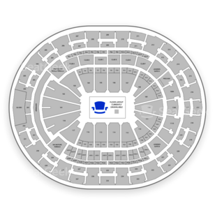 Amway Center Seating Chart Theater