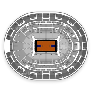 Amway Center Seating Chart NCAA Basketball