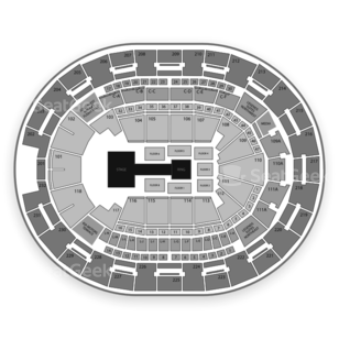 Amway Center Seating Chart Wwe