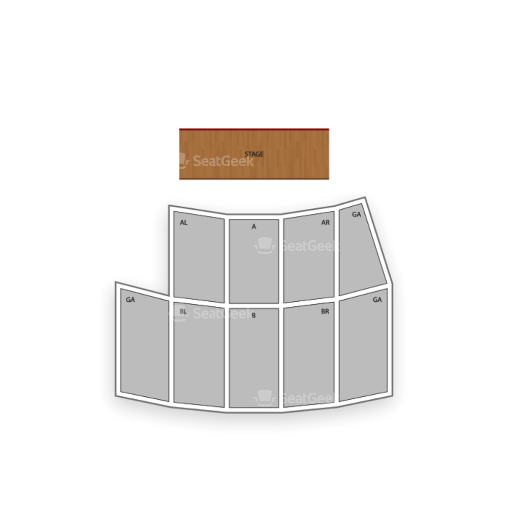 Chautauqua Auditorium Seating Chart Concert