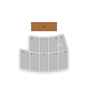 Chautauqua Auditorium Seating Chart Classical