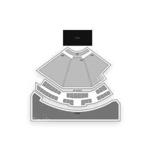 Uptown Amphitheatre at NC Music Factory Seating Chart Theater