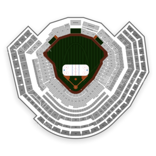 Busch Stadium Seating Chart NHL