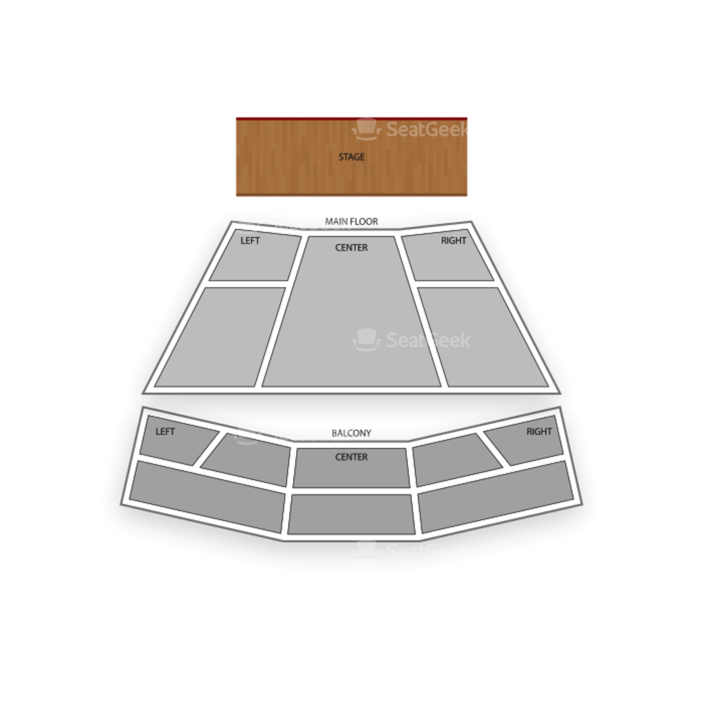 Lied Center Lincoln Seating Chart Broadway Tickets National