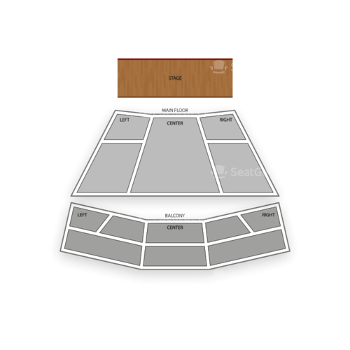 Lied Center Lincoln Seating Chart Concert