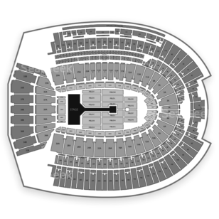 Ohio Stadium Seating Chart Concert