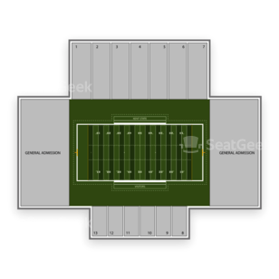Kent State Golden Flashes Football Seating Chart