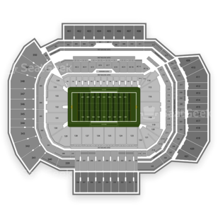 Texas A&M Aggies Football Seating Chart