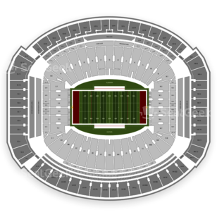 Bryant-Denny Stadium Seating Chart Sports