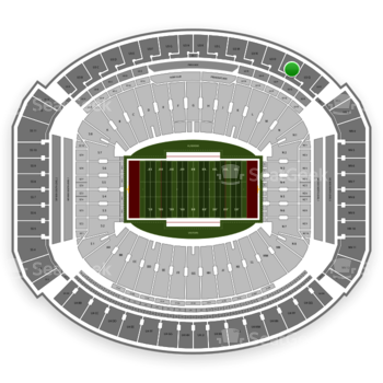 Alabama Crimson Tide Football at Bryant-Denny Stadium U 3 P View