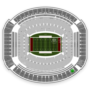 Alabama Crimson Tide Football at Bryant-Denny Stadium U 4 Qq View