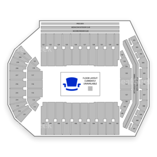 Kinnick Stadium Seating Chart Concert