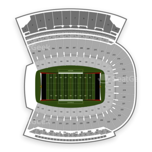 Cardinal Stadium Seating Chart Parking