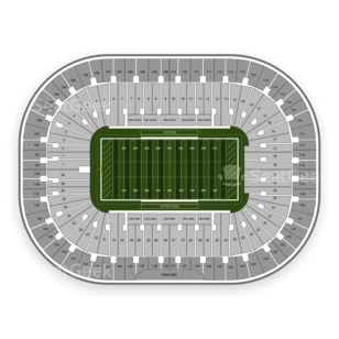 Notre Dame Stadium Seating Chart Concert