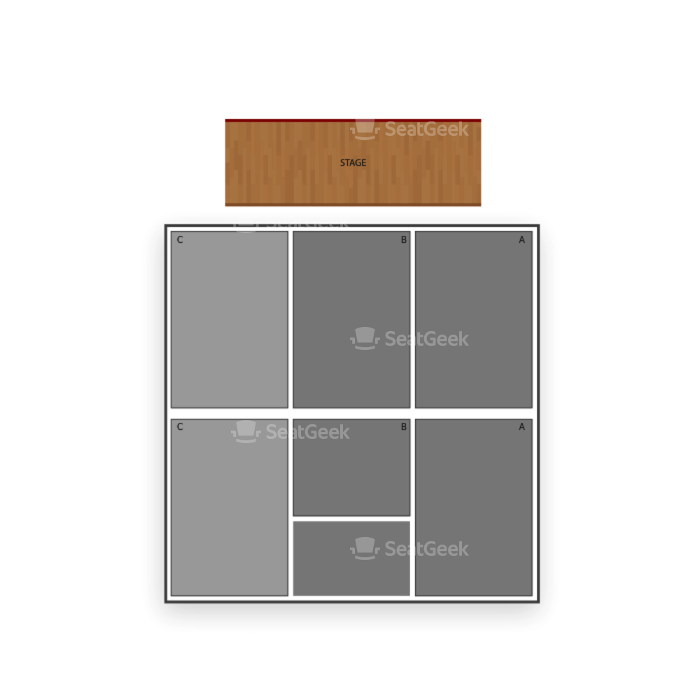 Snoqualmie Casino Seating Chart Concert
