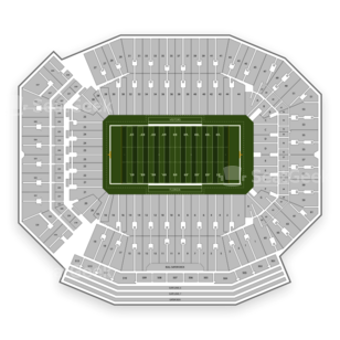 Ben Hill Griffin Stadium Seating Chart Concert