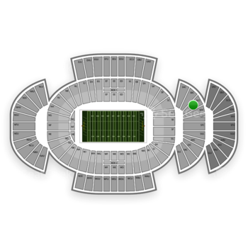 Penn State Nittany Lions Football at Beaver Stadium Scc View