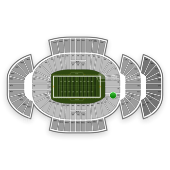 Penn State Nittany Lions Football at Beaver Stadium Sg View