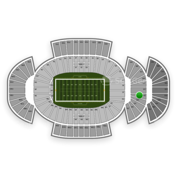 Penn State Nittany Lions Football at Beaver Stadium Sgc View