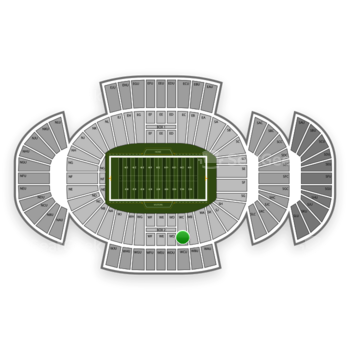 Penn State Nittany Lions Football at Beaver Stadium Wc View