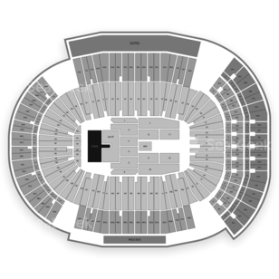 Beaver Stadium Seating Chart Concert