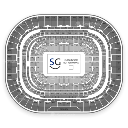 Edward Jones Dome Seating Chart Concert