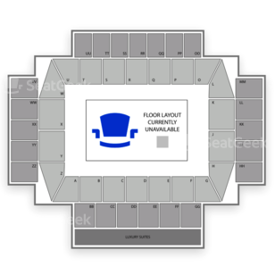 Alumni Stadium Seating Chart Concert
