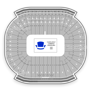 Michigan Stadium Seating Chart Concert