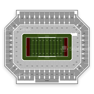 Stanford Cardinal Football Seating Chart