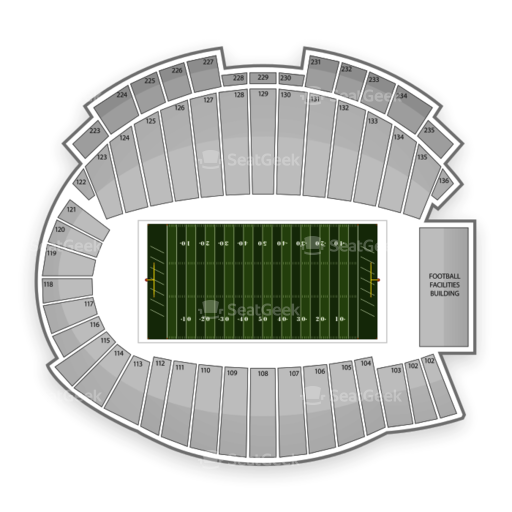 Ryan Field Seating Chart