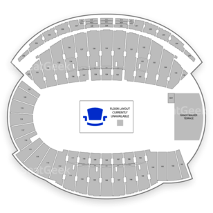 Ryan Field Seating Chart Concert