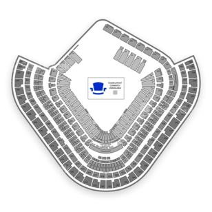 Angel Stadium Seating Chart Auto Racing