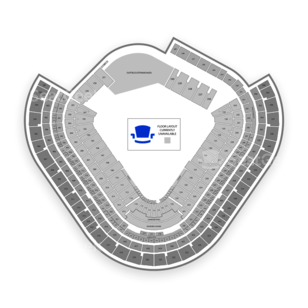 Angel Stadium of Anaheim Seating Chart Concert