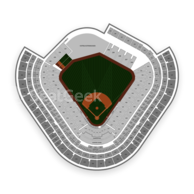 Los Angeles Angels Seating Charts