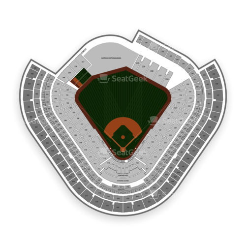 Los Angeles Angels Seating Chart