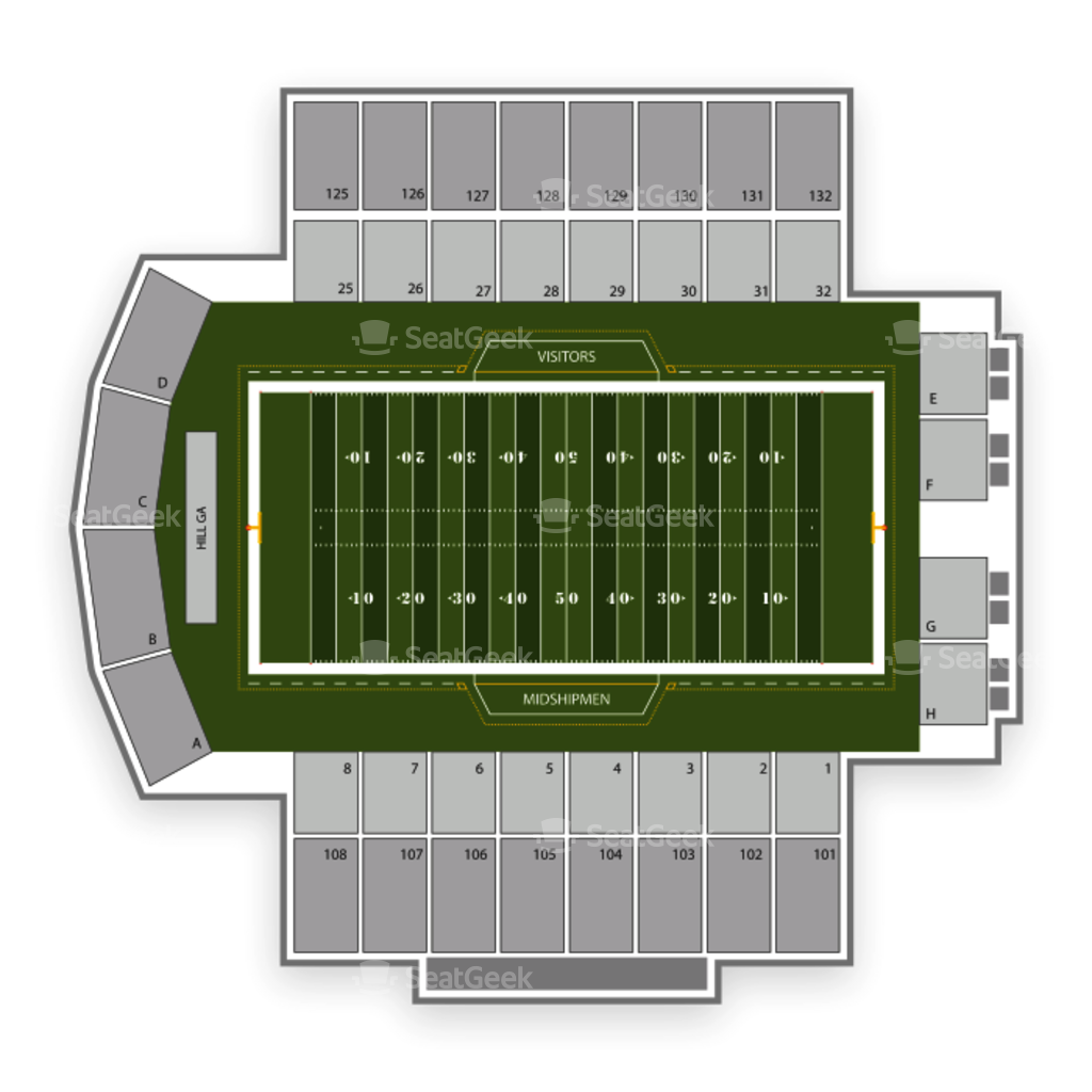 dc united interactive seating chart: D c united seating chart interactive map seatgeek