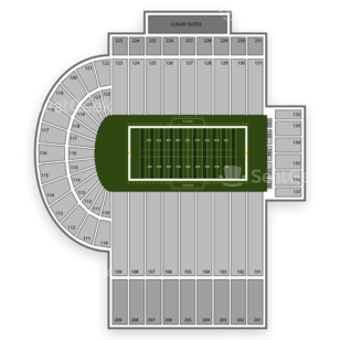 Illinois Fighting Illini Football Seating Chart