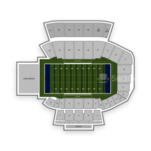 Utah State Aggies Football Seating Chart