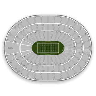 USC Trojans Football Seating Chart
