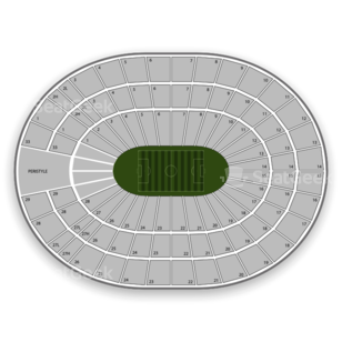 Los Angeles Sports Arena Seating Chart Soccer