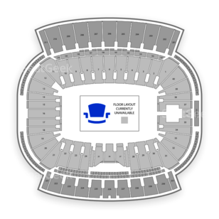 Kroger Field Seating Chart Concert